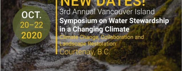 2020 Water Symposium