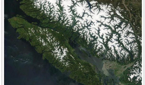 Water Balance Approach on Vancouver Island (2018)
